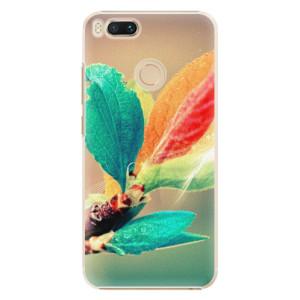 Plastové pouzdro iSaprio Podzim 02 na mobil Xiaomi Mi A1