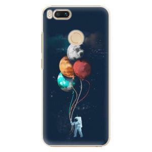 Plastové pouzdro iSaprio Balónky 02 na mobil Xiaomi Mi A1