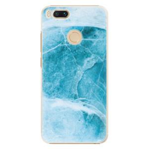 Plastové pouzdro iSaprio Blue Marble na mobil Xiaomi Mi A1