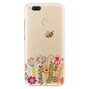 Plastové pouzdro iSaprio Včelka Pája 01 na mobil Xiaomi Mi A1
