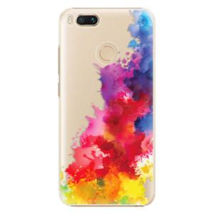 Plastové pouzdro iSaprio Color Splash 01 na mobil Xiaomi Mi A1