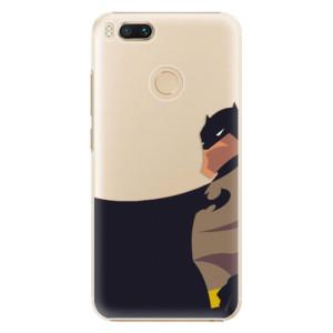 Plastové pouzdro iSaprio BaT Komiks na mobil Xiaomi Mi A1