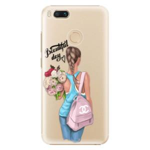 Plastové pouzdro iSaprio Beautiful Day na mobil Xiaomi Mi A1