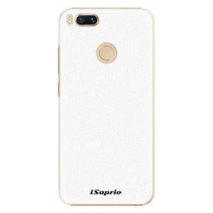 Plastové pouzdro iSaprio 4Pure bílé na mobil Xiaomi Mi A1