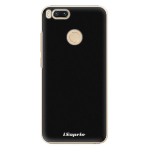 Plastové pouzdro iSaprio 4Pure černé na mobil Xiaomi Mi A1