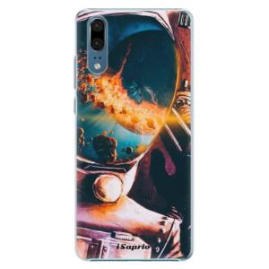 Plastové pouzdro iSaprio Astronaut 01 na mobil Huawei P20