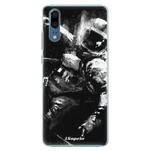 Plastové pouzdro iSaprio Astronaut 02 na mobil Huawei P20