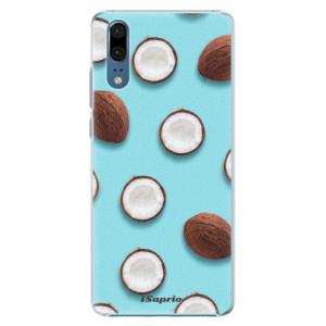 Plastové pouzdro iSaprio Kokos 01 na mobil Huawei P20