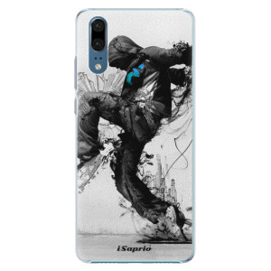 Plastové pouzdro iSaprio Dancer 01 na mobil Huawei P20