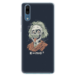 Plastové pouzdro iSaprio Einstein 01 na mobil Huawei P20