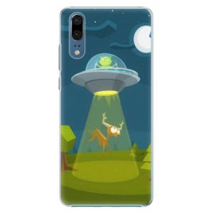Plastové pouzdro iSaprio Ufouni 01 na mobil Huawei P20