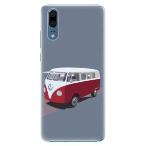 Plastové pouzdro iSaprio VW Bus na mobil Huawei P20