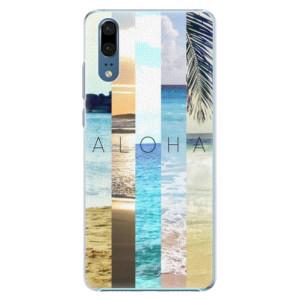 Plastové pouzdro iSaprio Aloha 02 na mobil Huawei P20