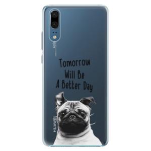 Plastové pouzdro iSaprio Better Day 01 na mobil Huawei P20