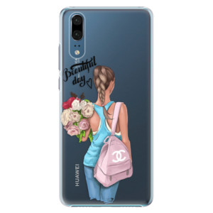 Plastové pouzdro iSaprio Beautiful Day na mobil Huawei P20