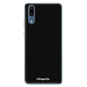 Plastové pouzdro iSaprio 4Pure černé na mobil Huawei P20