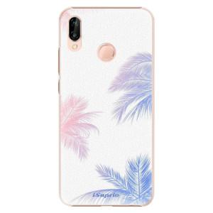 Plastové pouzdro iSaprio Palmy 10 na mobil Huawei P20 Lite
