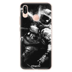 Plastové pouzdro iSaprio Astronaut 02 na mobil Huawei P20 Lite