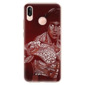 Plastové pouzdro iSaprio Bruce Lee na mobil Huawei P20 Lite