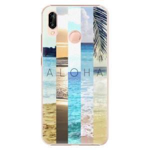 Plastové pouzdro iSaprio Aloha 02 na mobil Huawei P20 Lite