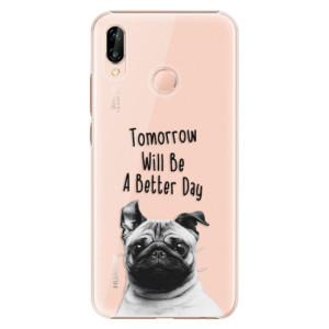 Plastové pouzdro iSaprio Better Day 01 na mobil Huawei P20 Lite