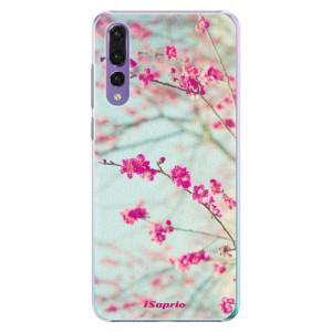 Plastové pouzdro iSaprio Blossom 01 na mobil Huawei P20 Pro