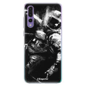Plastové pouzdro iSaprio Astronaut 02 na mobil Huawei P20 Pro