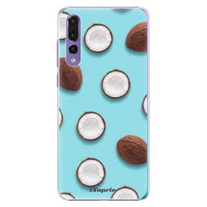 Plastové pouzdro iSaprio Kokos 01 na mobil Huawei P20 Pro