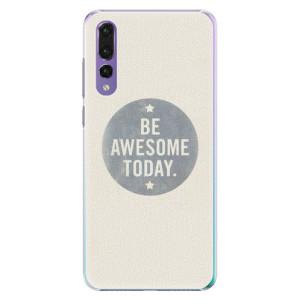 Plastové pouzdro iSaprio Awesome 02 na mobil Huawei P20 Pro