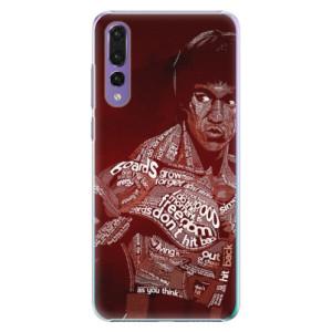 Plastové pouzdro iSaprio Bruce Lee na mobil Huawei P20 Pro
