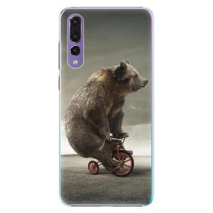 Plastové pouzdro iSaprio Medvěd 01 na mobil Huawei P20 Pro