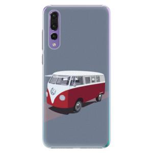 Plastové pouzdro iSaprio VW Bus na mobil Huawei P20 Pro