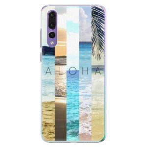 Plastové pouzdro iSaprio Aloha 02 na mobil Huawei P20 Pro