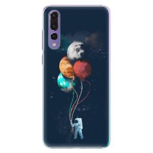 Plastové pouzdro iSaprio Balónky 02 na mobil Huawei P20 Pro
