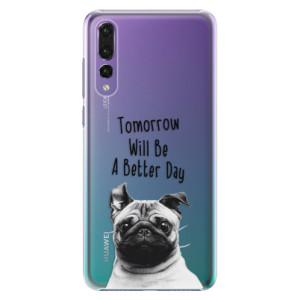 Plastové pouzdro iSaprio Better Day 01 na mobil Huawei P20 Pro