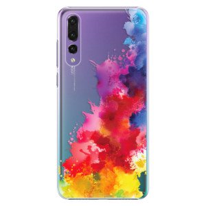 Plastové pouzdro iSaprio Color Splash 01 na mobil Huawei P20 Pro