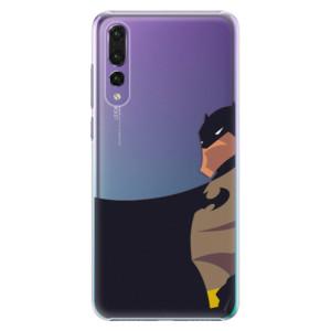 Plastové pouzdro iSaprio BaT Komiks na mobil Huawei P20 Pro