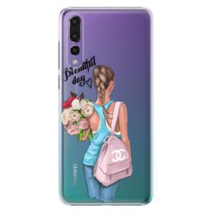 Plastové pouzdro iSaprio Beautiful Day na mobil Huawei P20 Pro
