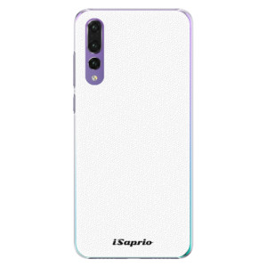 Plastové pouzdro iSaprio 4Pure bílé na mobil Huawei P20 Pro