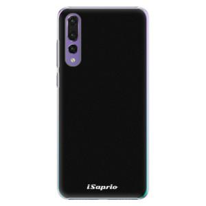 Plastové pouzdro iSaprio 4Pure černé na mobil Huawei P20 Pro