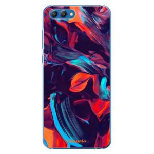 Plastové pouzdro iSaprio Barevný mramor 19 na mobil Honor View 10