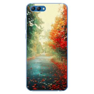 Plastové pouzdro iSaprio Podzim 03 na mobil Honor View 10