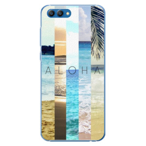 Plastové pouzdro iSaprio Aloha 02 na mobil Honor View 10