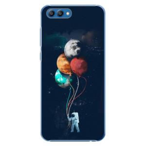Plastové pouzdro iSaprio Balónky 02 na mobil Honor View 10