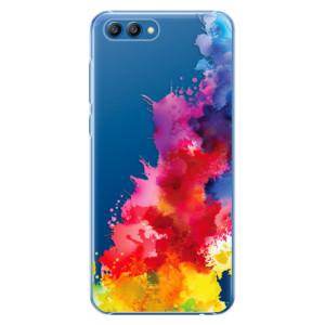 Plastové pouzdro iSaprio Color Splash 01 na mobil Honor View 10