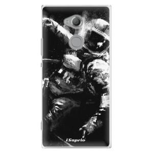 Plastové pouzdro iSaprio Astronaut 02 na mobil Sony Xperia XA2 Ultra