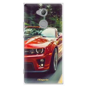 Plastové pouzdro iSaprio Chevrolet 02 na mobil Sony Xperia XA2 Ultra