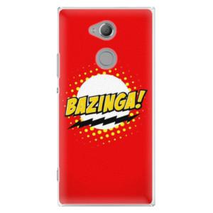 Plastové pouzdro iSaprio Bazinga 01 na mobil Sony Xperia XA2 Ultra