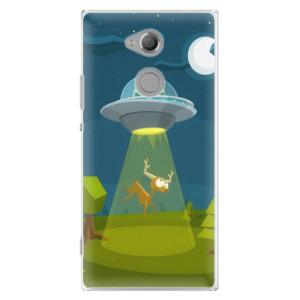 Plastové pouzdro iSaprio Ufouni 01 na mobil Sony Xperia XA2 Ultra