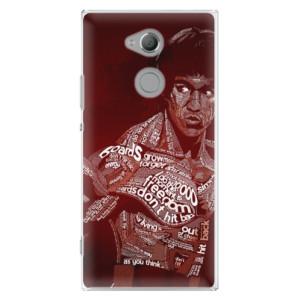 Plastové pouzdro iSaprio Bruce Lee na mobil Sony Xperia XA2 Ultra